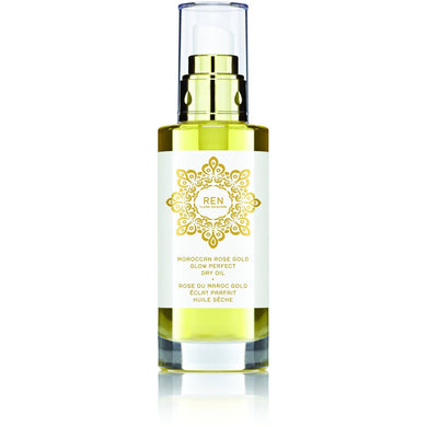 Ren Moroccan Rose - Gold Perfect Dry Oil - Kate's Kitchen