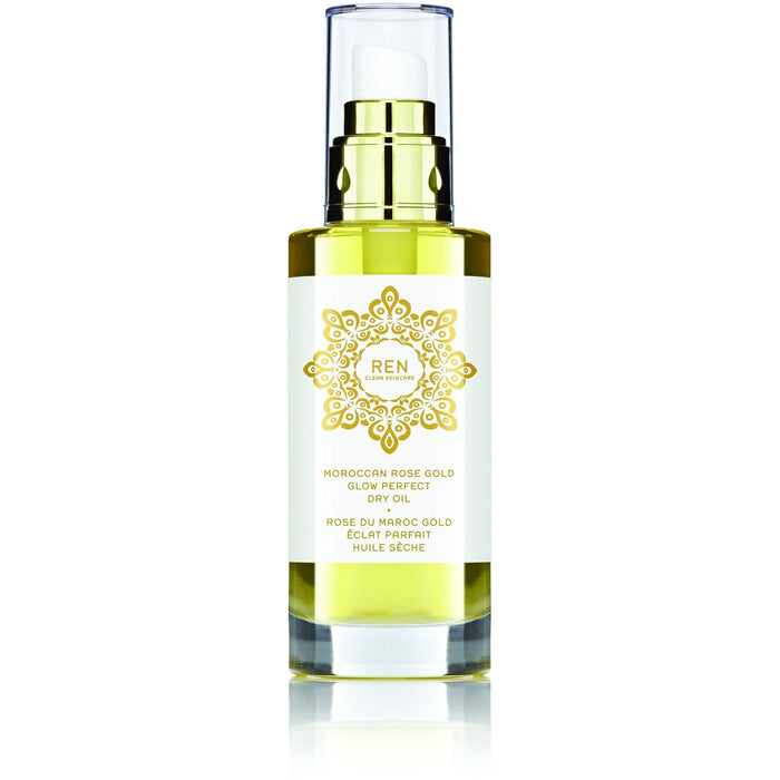 Ren Moroccan Rose - Gold Perfect Dry Oil - Kates Kitchen
