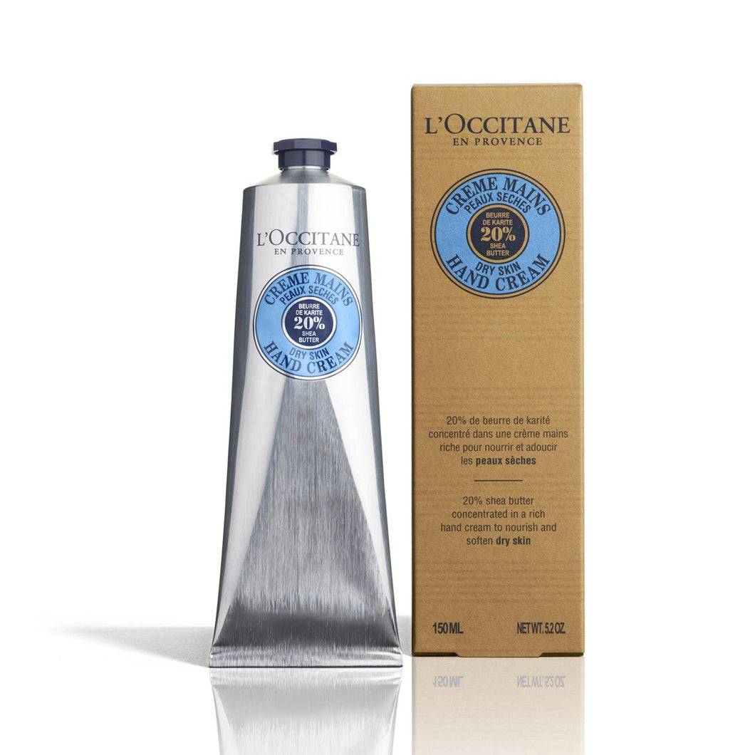 L'Occitane - Shea Butter Hand Cream - Kate's Kitchen