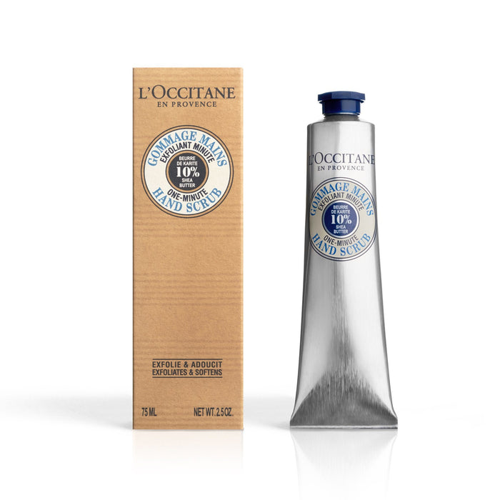 L'Occitane - One Minute Hand Scrub Shea - Kate's Kitchen