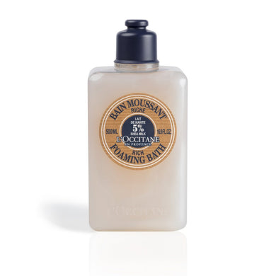 L'Occitane - Shea Ultra Rich Foaming Bath - Kate's Kitchen