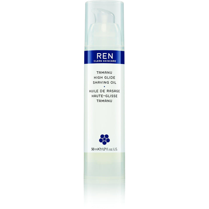 Ren Men - Tamanu High Glide Shaving Oil - Kate's Kitchen