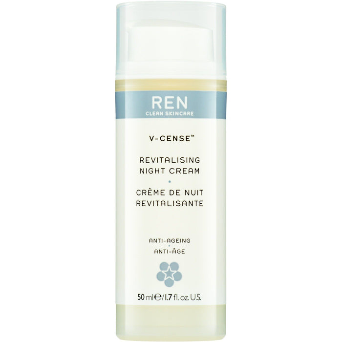 Ren V Cense - Revitalising Night Cream - Kate's Kitchen