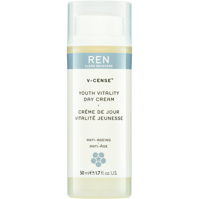 Ren V Cense - Youth Vitality Day Cream - Kate's Kitchen