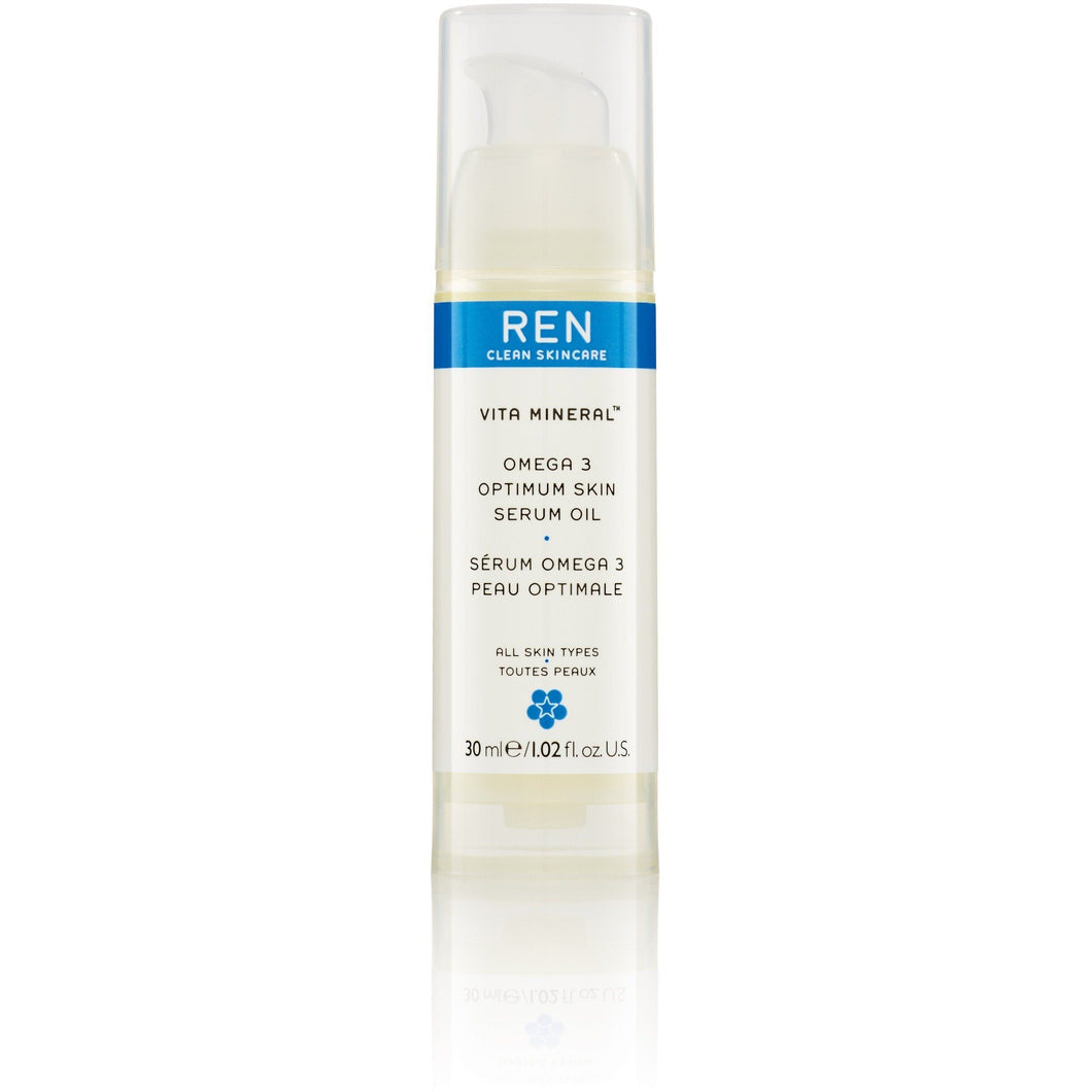 Ren Vita Mineral - Omega 3 Supreme Skin Oil - Kate's Kitchen