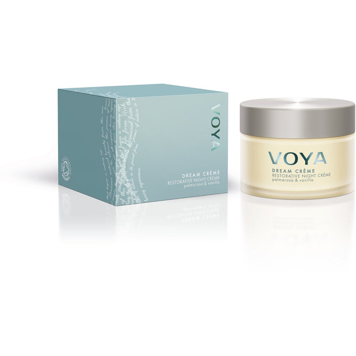 Voya Dream Cream - Restorative Night Cream - Kates Kitchen