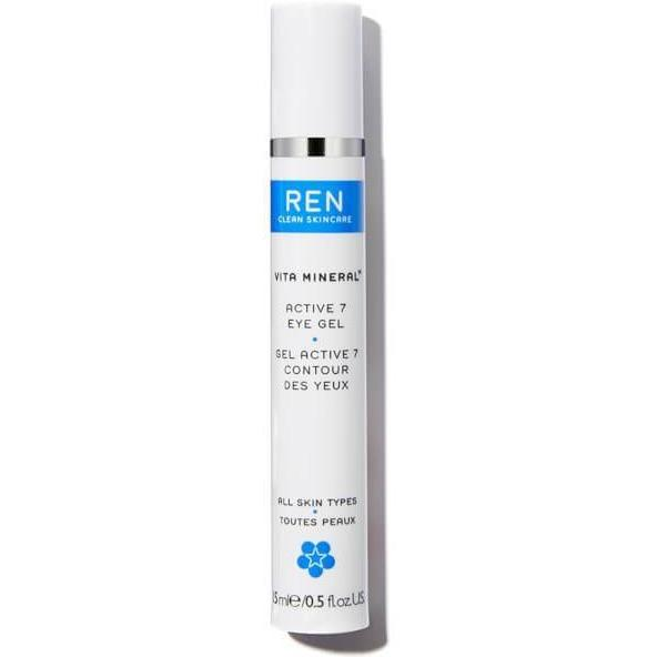 Ren Vita Mineral - Active 7 Eye Gel - Kate's Kitchen