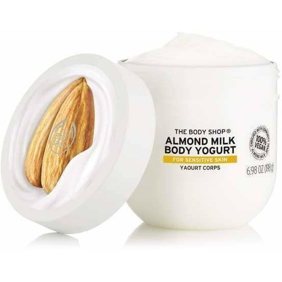 The Body Shop Almond Milk Body Yogurt - Kates Kitchen