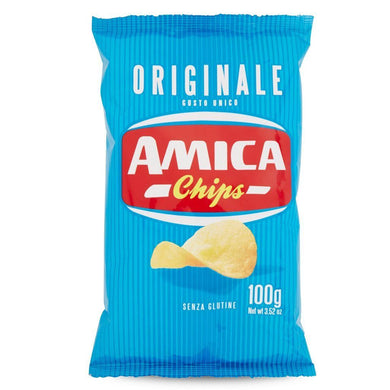 Amica Ready Salted Chips - Kate's Kitchen
