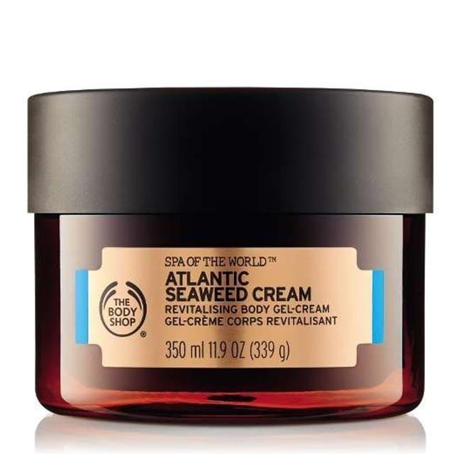 The Body Shop Spa of The World Atlantic Seaweed Gel Cream - Kates Kitchen
