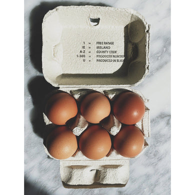 Benbulben Farm Eggs - Kate's Kitchen