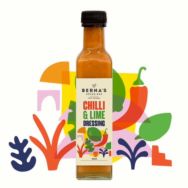 Bernas Chilli & Lime Dressing - Kate's Kitchen