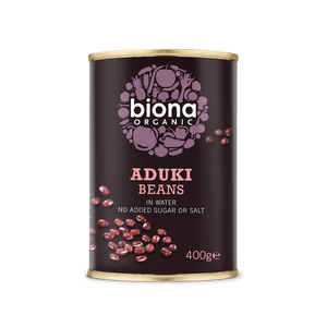 Biona Organic Aduki Beans - Kate's Kitchen