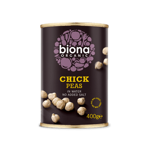 Biona Organic Chickpeas - Kate's Kitchen
