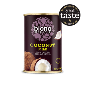 Biona Organic Coconut Milk - Kate's Kitchen