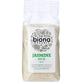 Biona Organic Jasmine Rice - Kate's Kitchen