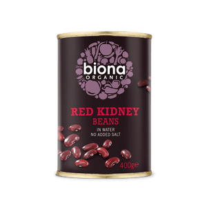 Biona Organic Red Kidney Beans - Kate's Kitchen