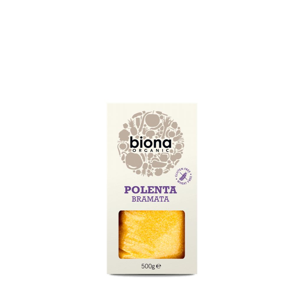 Biona Polenta - Kate's Kitchen