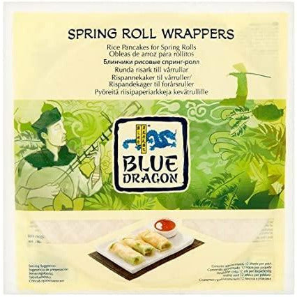 Blue Dragon Spring Roll Wrappers - Kate's Kitchen