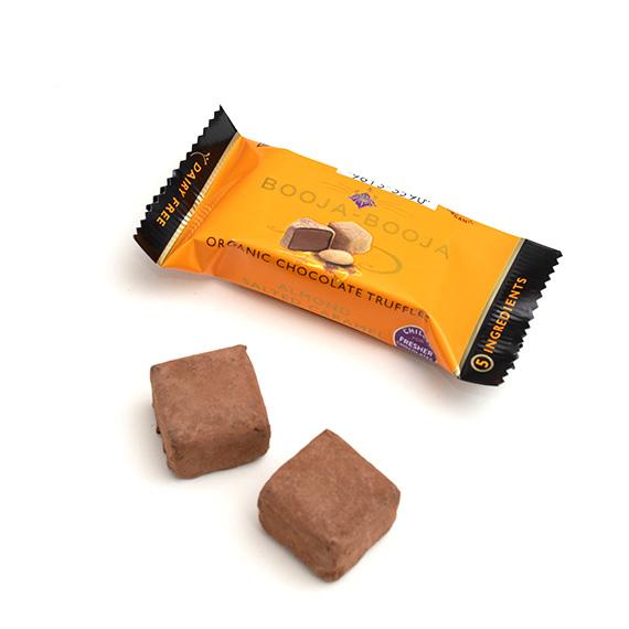 Booja Booja Almond Caramel Truffle (2 Pack) - Kate's Kitchen