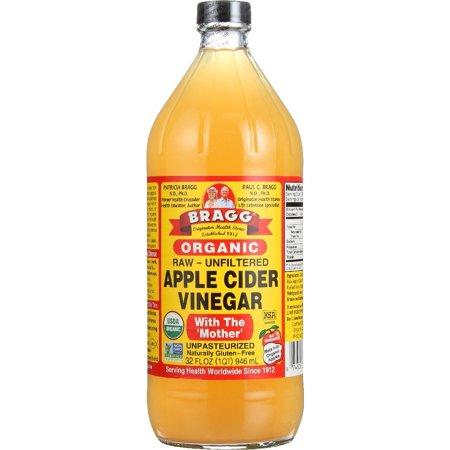 Braggs Apple Cider Vinegar with Mother 1ltr - Kate's Kitchen (4414912102458)