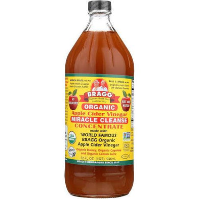 Braggs Apple Cleanse - Kate's Kitchen