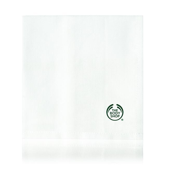 The Body Shop Camomile Muslin Cloth - Kates Kitchen