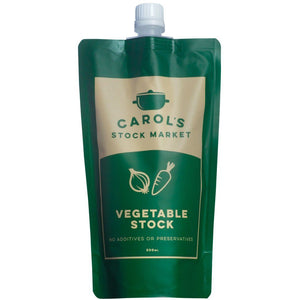Carols Irish Vegetable Stock - Kate's Kitchen