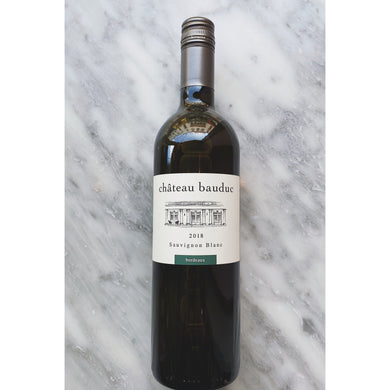 Chateau Baudeac - Sauvignon Blanc - Kate's Kitchen