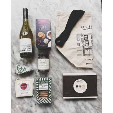 Cheers to Cheese & Wine Gift Bag - Kate's Kitchen