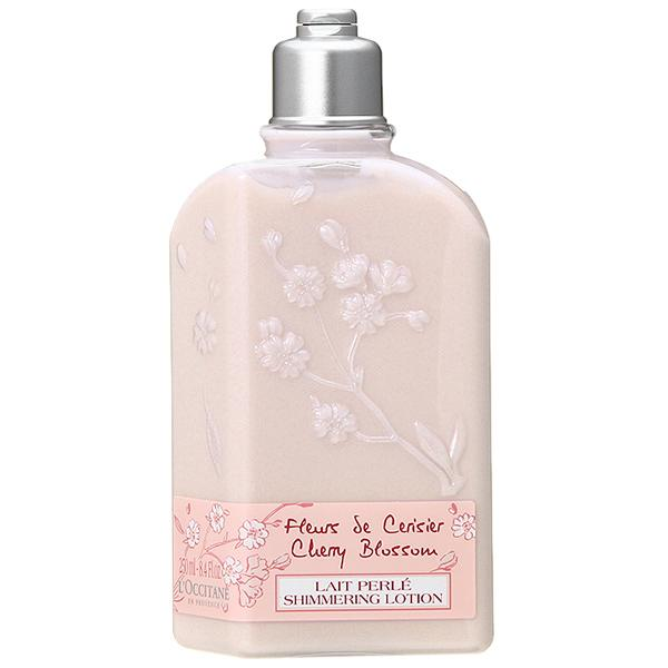 L'Occitane - Cherry Blossom Shimmer Lotion - Kate's Kitchen