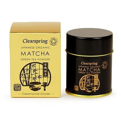 Clearspring Ceramonial Grade Matcha - Kate's Kitchen