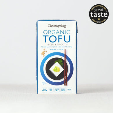 Clearspring Organic Silken Tofu - Kate's Kitchen