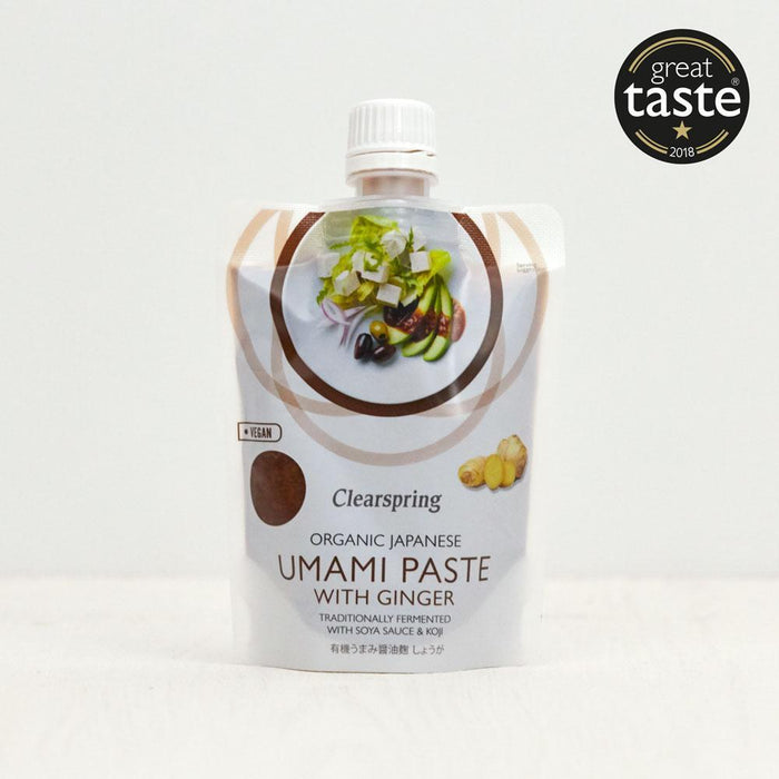 Clearspring Organic Umami Paste with Ginger - Kate's Kitchen