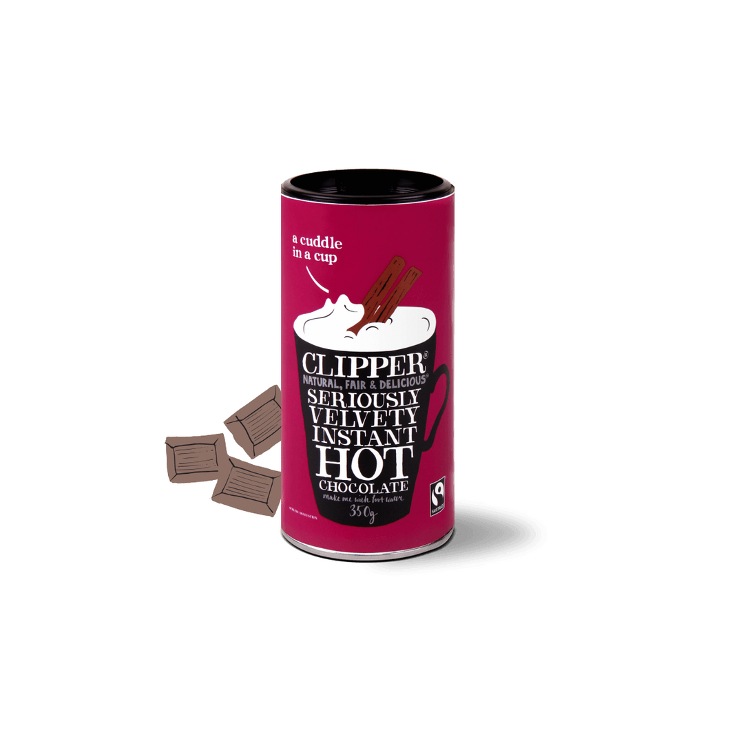 Clipper Instant Hot Chocolate - Kate's Kitchen