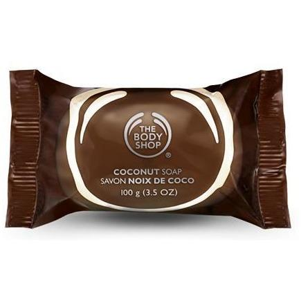 The Body Shop Coconut Soap - Kate's Kitchen