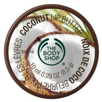 The Body Shop Coconut Lip Butter - Kate's Kitchen