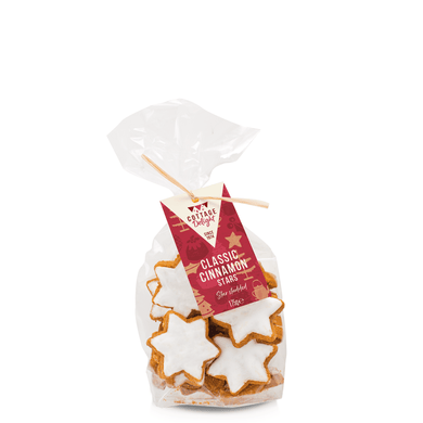 Cottage Delight - Cinnamon Stars - Kate's Kitchen