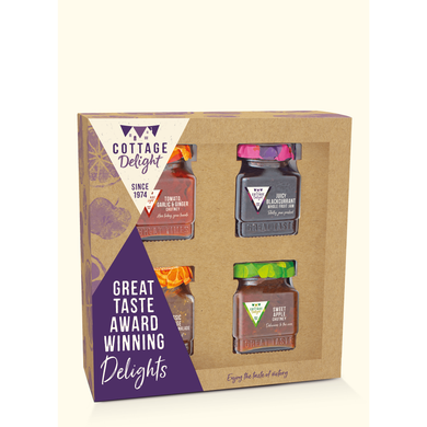 Cottage Delight - Great Taste Award Delights - Kate's Kitchen