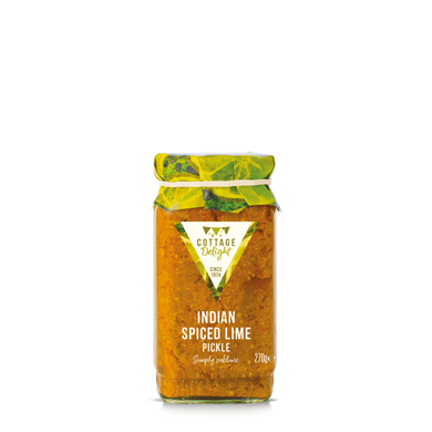 Cottage Delight Spiced Spiced Lime Pickle - Kate's Kitchen