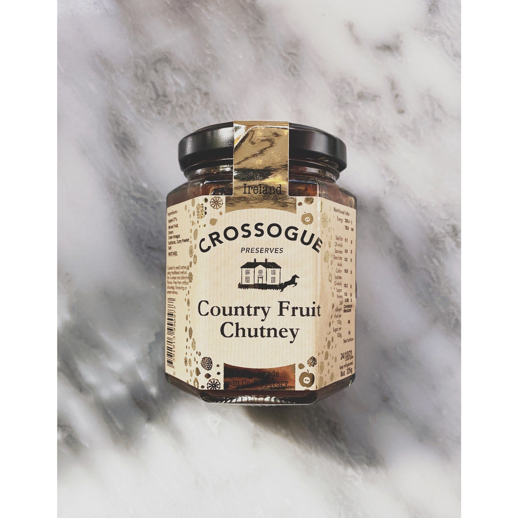 Crossogue Preserves - Country Fruit Chutney - Kate's Kitchen