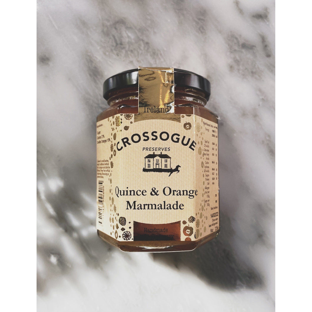 Crossogue Preserves - Quince & Orange Marmalade - Kate's Kitchen