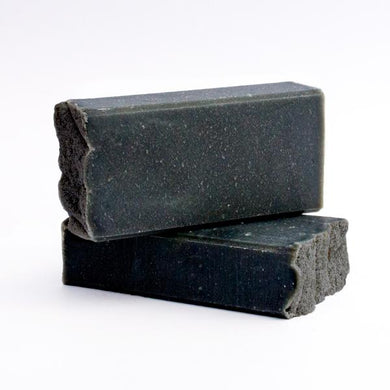 Dalkey Hand Made Soap - Dubh Activated Charcoal - Kate's Kitchen
