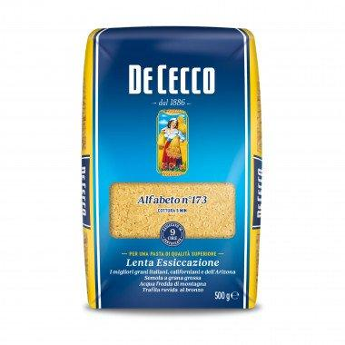 De Cecco Alfabeto Pasta - Kate's Kitchen