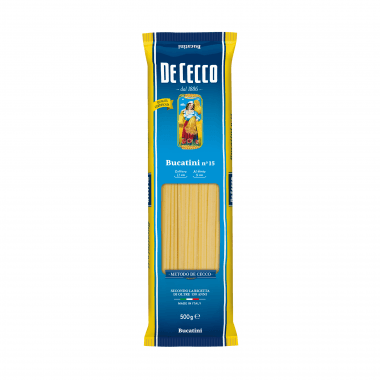 De Cecco Bucatini Pasta - Kate's Kitchen