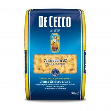 De Cecco Cavatappi Pasta - Kate's Kitchen