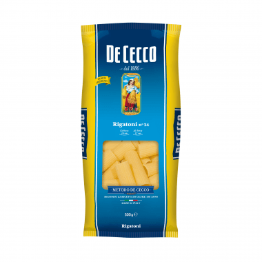 De Cecco Rigatoni Pasta - Kate's Kitchen