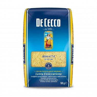 De Cecco Riso Pasta - Kate's Kitchen