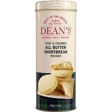 Deans Shortbread Tin - Kate's Kitchen