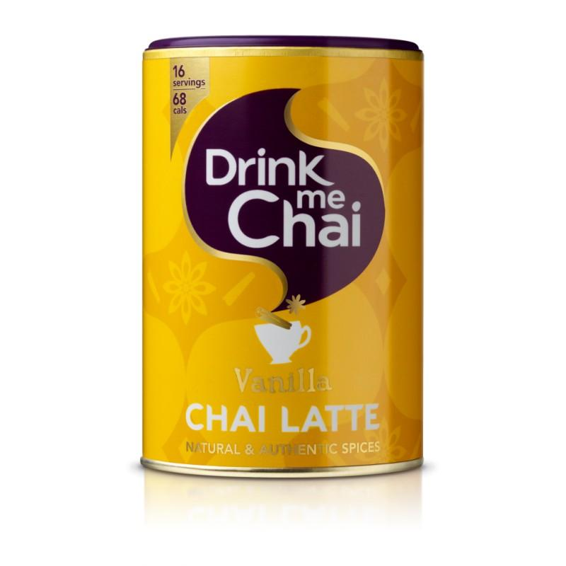 Drink Me Chai Vanilla Latte - Kate's Kitchen